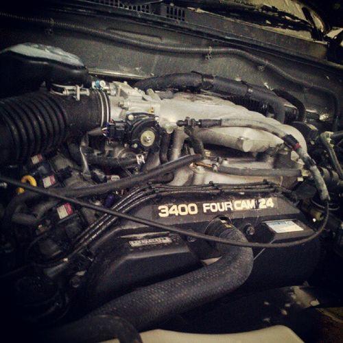 Toyota 3400cc @mjayfarah