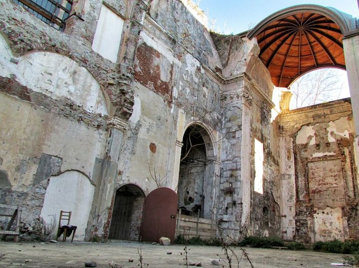Church Ruins Abandoned Places Eye4photography  Rurex