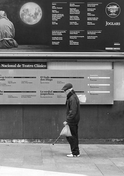 De Paseo Teatro Pavon (Madrid). Calle Embajadores (Madrid). El Rastro.