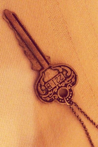 Sherlock's key Sherlock Key Bakerstreet 221b
