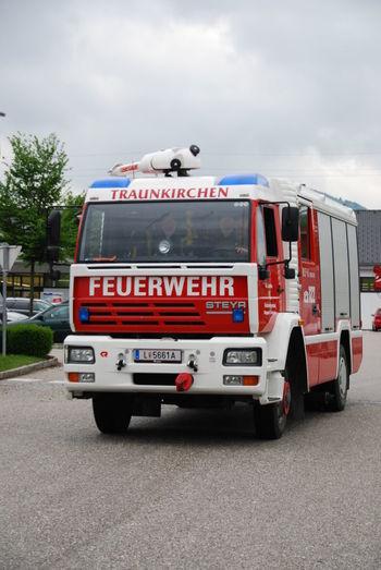 Emergency Services Occupation Feuerwehr Feuerwehrfahrzeug Fire Fire Engine Land Vehicle Löschen Löschfahrzeug No People Red Rescue
