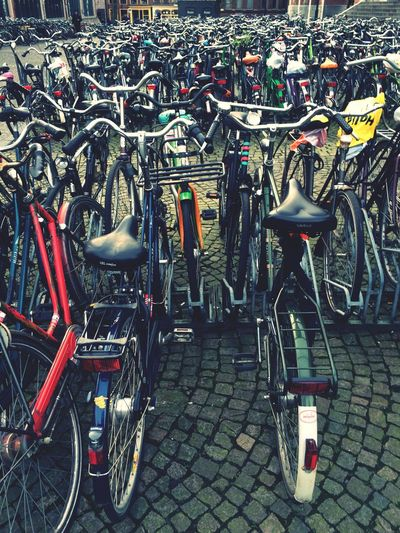 Bikes Groeningen Netherlands Holland Check This Out! Traveling Taking Pictures Taking Photos First Eyeem Photo Check This Out Awesome