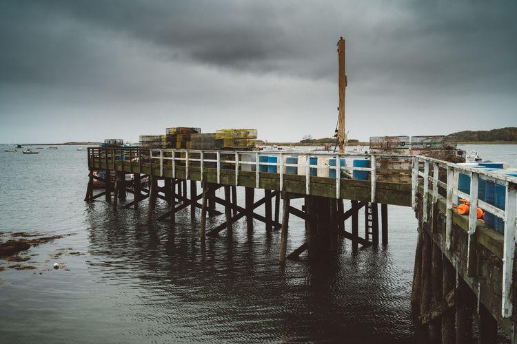 Pier at Cape
