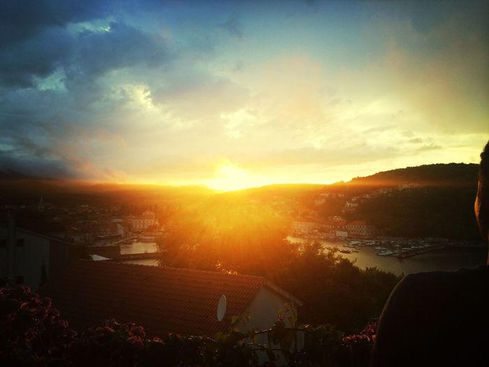 Check This Out Hello World Discover Your City BOOM the sun after the rain??