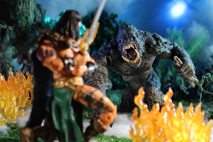 Ata_dreadnoughts Actiontoyart Ata_podcast TZ_ATA Illumin_ata Figfigfigures Actionfigures Toyphotography Diorama Conan