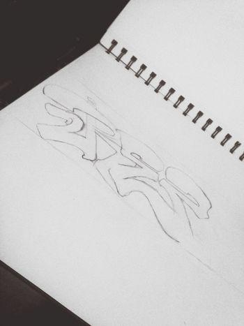 Rezo  Graffiti Sketch