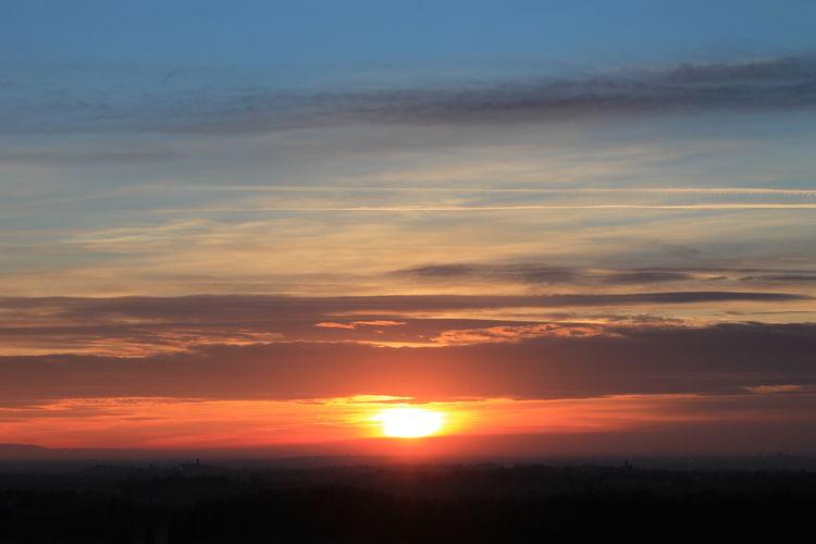 Sun-day Sunset