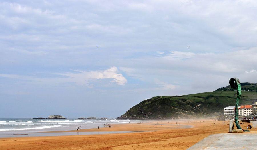 Wind Beach Land