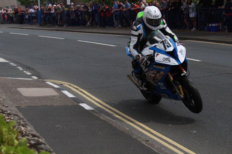 Wheelie Wheelie Isle Of Man TT