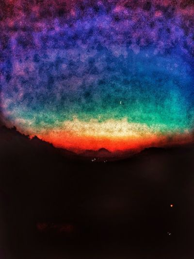Dramatic Sky Outdoors Day Colorful Dramatic Blue Purple Sky Galaxy Astronomy Multi Colored Star - Space Illuminated Red Backgrounds Space Abstract Motion Sky Only Atmospheric Mood Romantic Sky Moody Sky Cloudscape