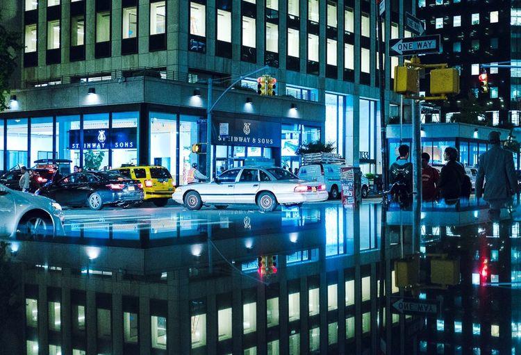 - Night Life NYC 2 Popular Photos EyeEm Gallery eyeemphoto Eye4photography  Travcimages EyeEm Best Shots EyeEm Streetphotography Transportation Architecture City Night HUAWEI Photo Award: After Dark