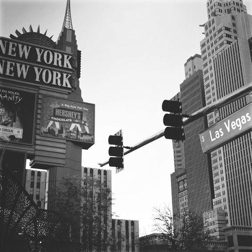 Monochrome Photography Brackandwhite Las Vegas Traveling City Street USA D3200 Nikon