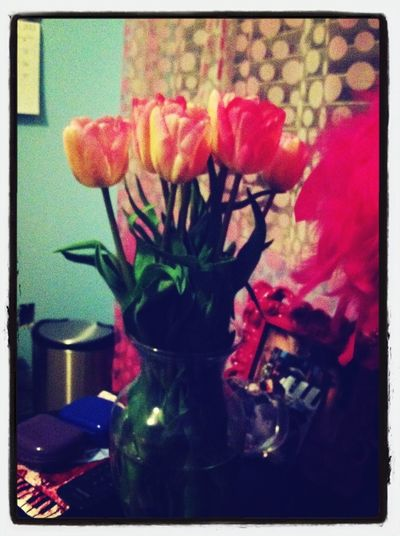 Almost makes being sick worth it <3