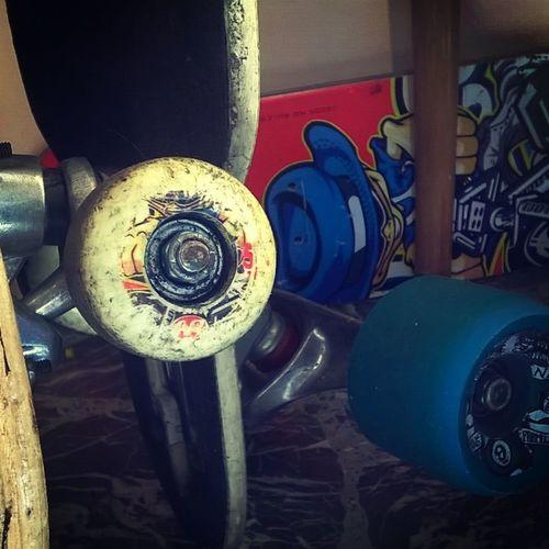 Skateboard and longboard wheels Skate Sk8 Skateboard Skateboarding Wheels Trucks Sector9 Sectornine Longboard Longboarding Gullwing Gullwingtrucks