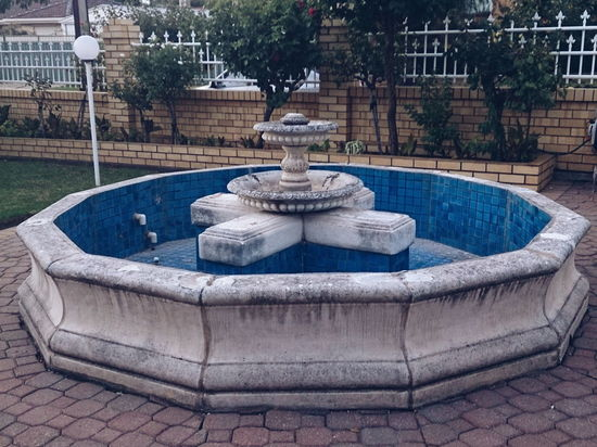 fountain of waters Ancient Civilization Architecture Art Art And Craft Built Structure Concrete Creativity Cultures Fountain Lifestyles Mosiac Old Ornate Sculpture Sitting Statue Sunlight