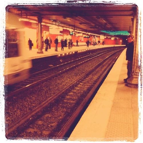 RER B - Denfert