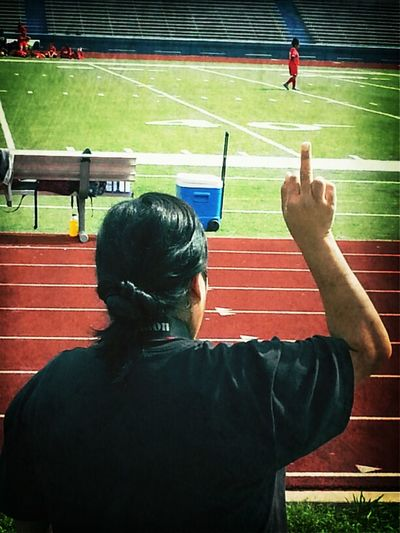 this is how my mom spreads the love :) Lovely Soccer Canon Middle Finger Lol What A Jerk -.- With My Mommy❤