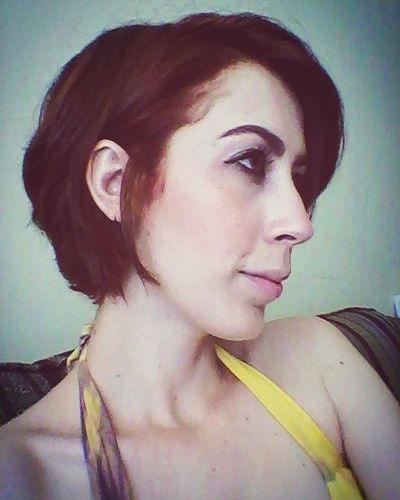Ruivadenovo Headhair Redhair Meucabelocurto Iloveit Myhair CutHair Haircut 😍 💕