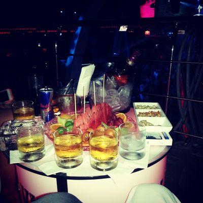 Chivas Regal RedBull Inferno Alcohol