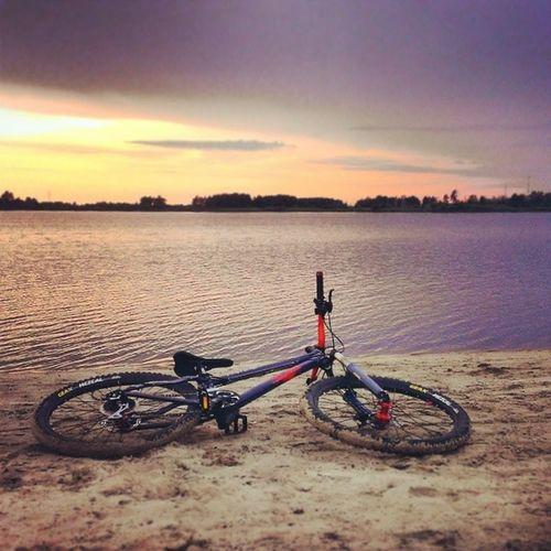 Сургут лето велопрогулка  велосипед 128 Surgut Summer Bicycle