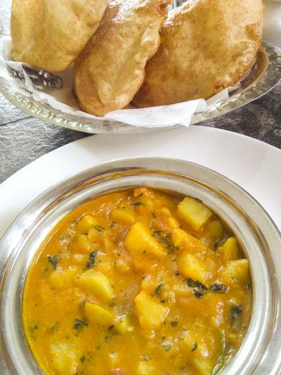 Bhaji Puri