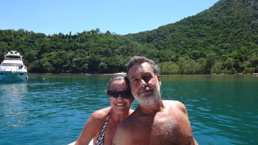 ANGRA DOS REIS RIO DE JANEIRO BRAZIL Composition Countryside Day Enjoyment Escapism Forest Lake Lakeshore Lush Foliage Outdoors Perspective Recreational Pursuit Reflection River Riverbank Standing Water Stream Summer Tree Water Waterfront Weekend Activities