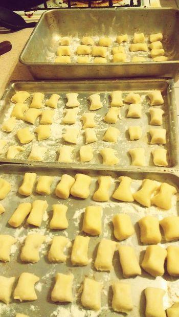 HOMEMADE Homemade Gnocchihomemade Potato Chesse  Yummy Foodporn