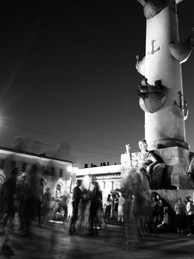 Bwphotography Стрелка Васильевского острова Travel Sankt-Petersburg City EyeEmNewHere