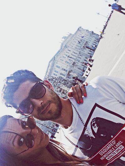 Trieste Love Is❤️ Beautiful Day Selfie ✌