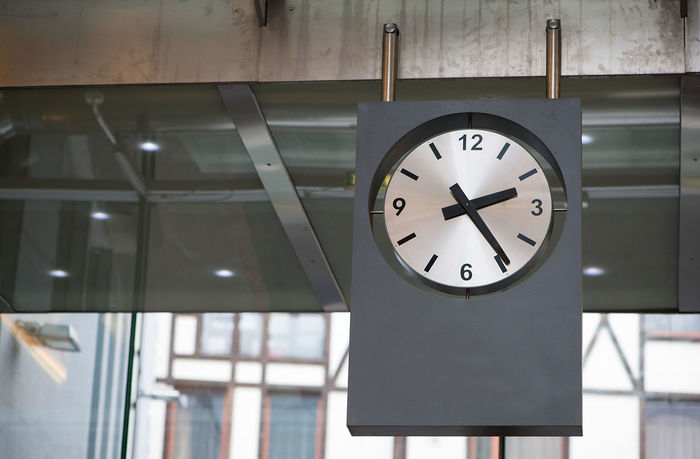 time does not stop Building City Life Clock Clock Face Design Enjoying Life Exterior EyEmNewHere Hello World Hour Hand Hurry Industrial Background Instrument Of Time Interior Low Angle View Machanics Metal Metallic Minimalist Architecture Minute Hand Technology The City Light Ticker Time Wall Clock
