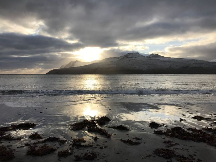 It's a kind of magic... Neverseenthatbefore Faroeislands Beachphotography Beachwithaview