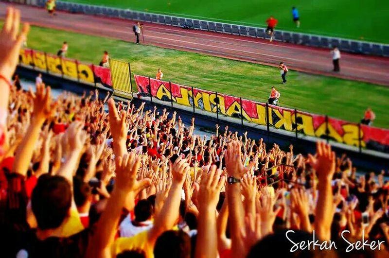 Eskişehirspor Soccer Fans Taraftar Enjoying Life