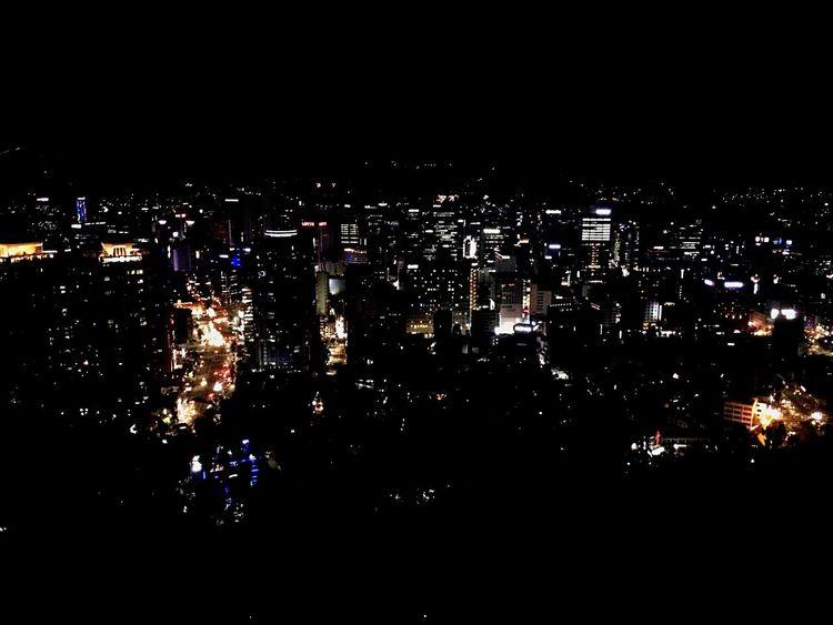 Seoul Seoul, Korea N Seoul Tower (NamSan Tower)