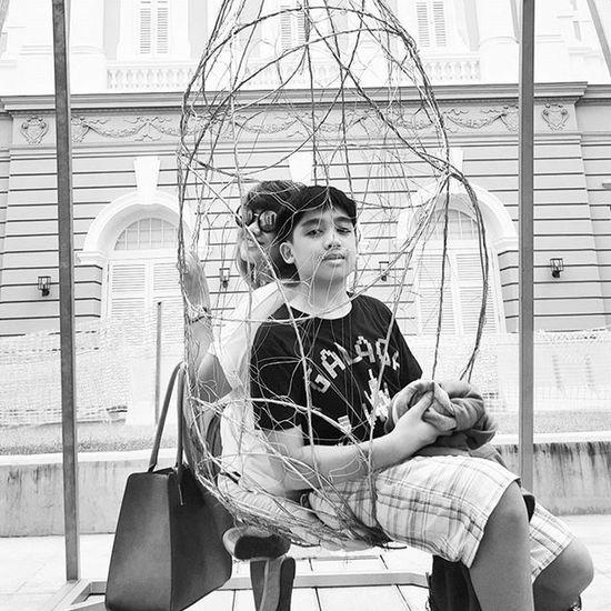 My life. Momandson Katkyletravels Wanderkat Singapura2015