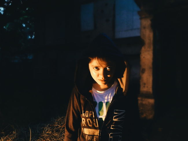 That stare that i love.. Mobile Photography Philippines Macx Jacket Portrait Night