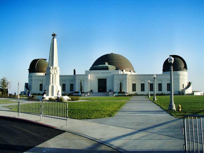 Griffith Observatory Griffith Park Los Angeles, California California EyeEm Best Shots Cgk Photography
