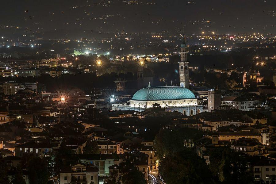 I Love My City Vicenza Italy Monteberico
