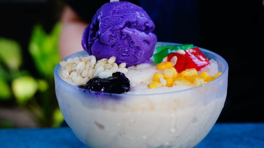 Halo-halo anyone? Summer food ^_^ Close-up Dessert Food Food And Drink Foodphotography Foodporn Freshness Ice Cream Indulgence Meal Plate Sony Sony Nex5r Sweet Food Table Temptation The Purist (no Edit, No Filter) My Addiction ❤ EyeEm Gallery Eyeem Philippines Eyemphotography