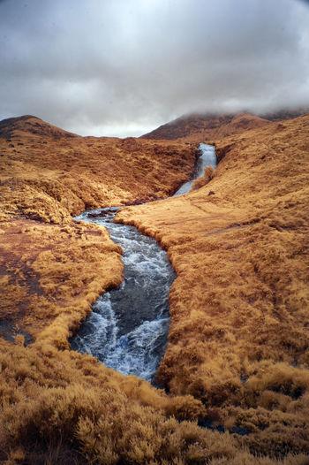 The river, isle of skye, scotland