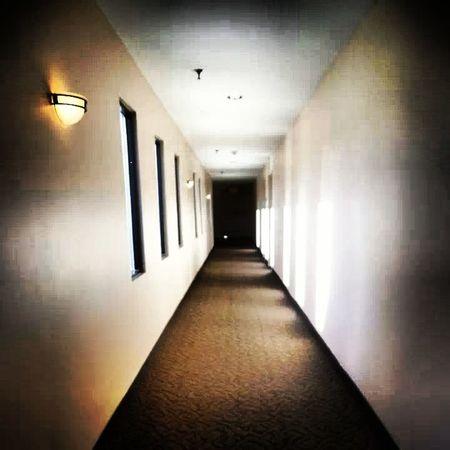 Mysterious Hallway