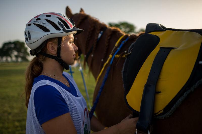 Endurance Endurancehorseraci Friendship Horse Horseracing Horseriding Horses Racing Riding Standing