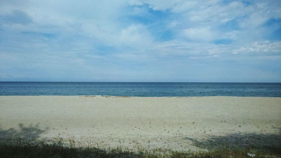 Greece Panteleimomas Sea Sand Beach Clouds Water Fresh Air Eye4photography  Beautiful