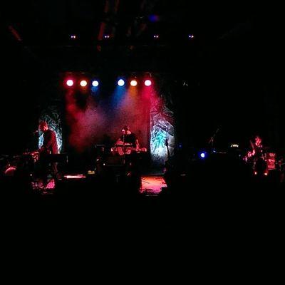 Lowroar Icelandic Band they were amazing!