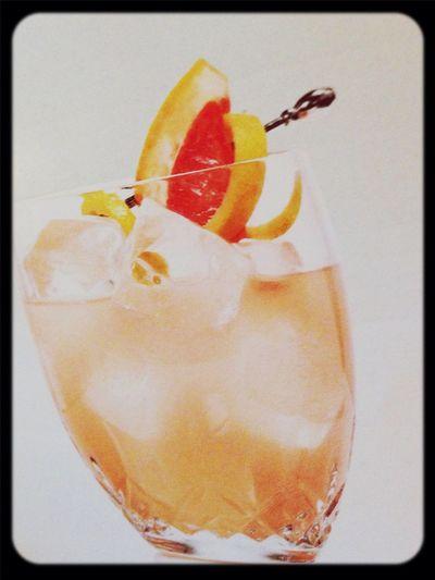 Cointreau Grapefruit Rickey!  Cocktails
