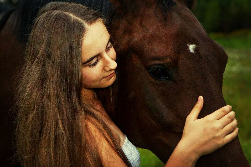 That's Me My Horse Is Amazing Big Love Modell