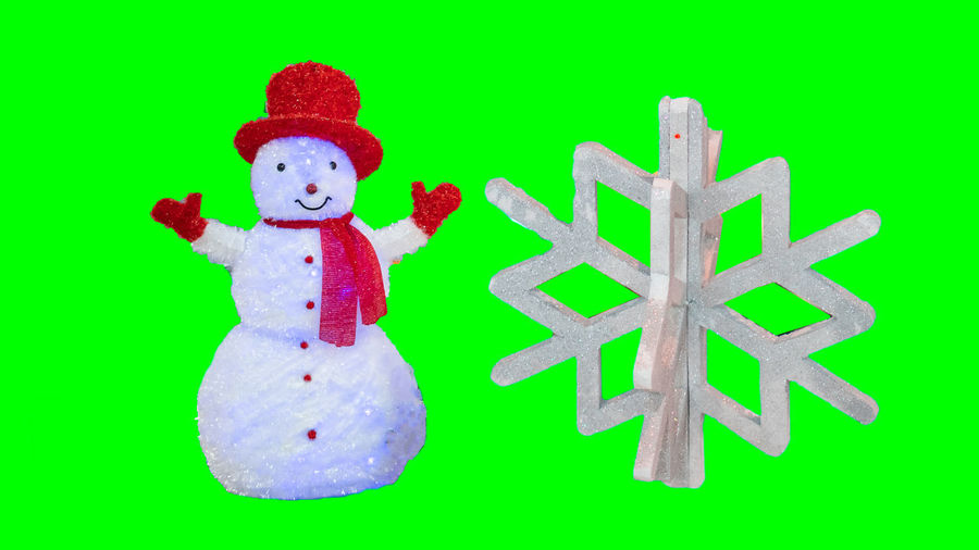 Snowflakes and
