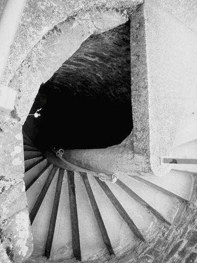 Minimalist Architecture Spiral Pattern Spiralstaircase Spiral Steps