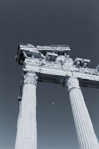 Ancient Ruins Ancient Architecture Travel Ancient City Apollo Temple Temple Architecture Templephotography Focus On The Story