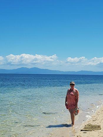 Reef Beach Coastline