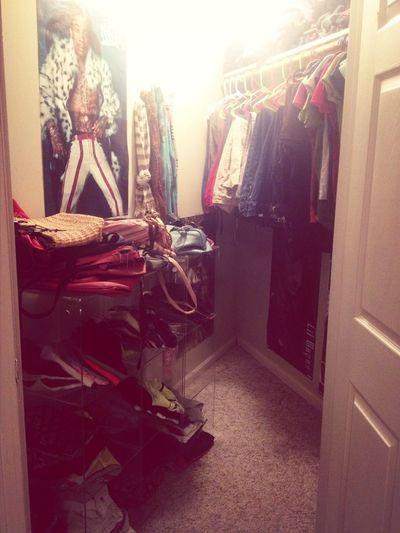 My Closet Thoo..